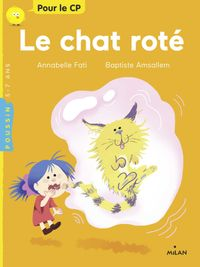 Couverture « Le chat roté »