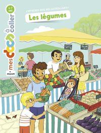 Couverture «Les légumes»