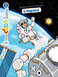 Couverture «L'espace»