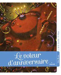 Cover of «Le voleur d'anniversaire»