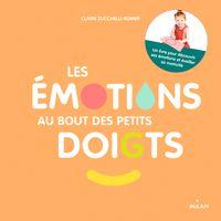 Couverture «Les émotions au bout des petits doigts»