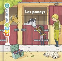 Cover of «Les poneys»