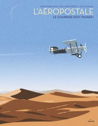 Cover of « L'Aéropostale »