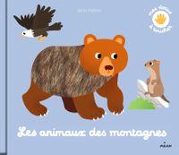 Cover of «Les animaux des montagnes»