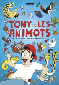 Couverture « Tony les animots »
