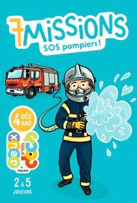 Couverture «7missions – SOS pompiers !»