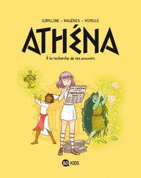 Couverture «Athéna 2 – À la recherche de son pouvoir»