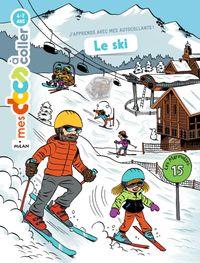 Cover of «Le ski»