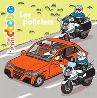 Cover of « Les policiers »