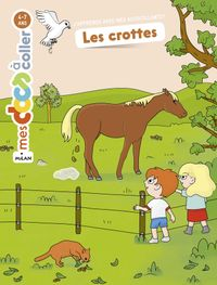 Cover of « Les crottes »