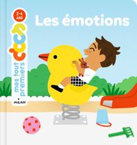 Cover of « Les émotions »