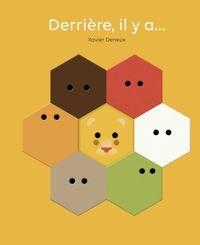 Cover of «Derrière, il y a…»