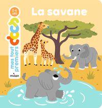 Cover of «La savane»