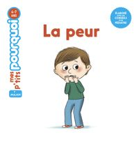 Cover of « La peur »