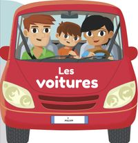 Cover of « Les voitures »