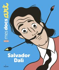 Couverture « Salvador Dalí »
