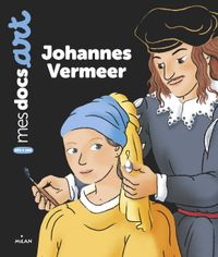 Cover of « Johannes Vermeer »