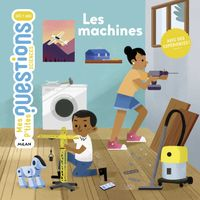 Couverture « Les machines »