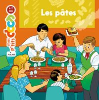 Cover of « Les pâtes »
