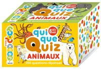 Cover of « Quiquequiz Animaux »