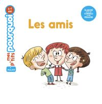 Cover of « Les amis »