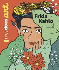 Couverture « Frida Kahlo »