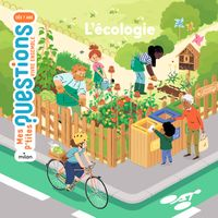 Cover of « L'écologie NE »