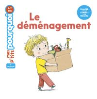 Cover of « Le déménagement »