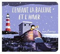 Couverture «L'enfant, la baleine et l'hiver tout-carton»