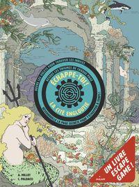 Cover of «Échappe-toi – La cité engloutie»