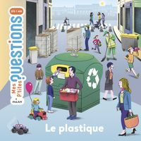 Cover of « Le plastique »