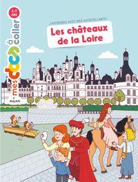Couverture «Les châteaux de la Loire»