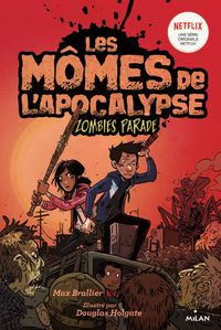 Couverture « Zombie parade »