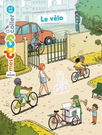 Cover of «Le vélo»
