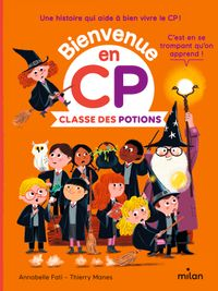 Cover of « Classe des potions »