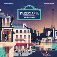 Couverture « Parismania »