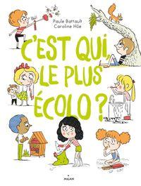 Cover of «C'est qui, le plus écolo?»