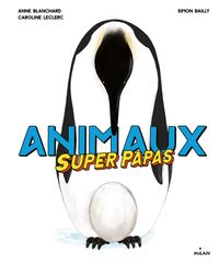 Couverture « Animaux superpapas »