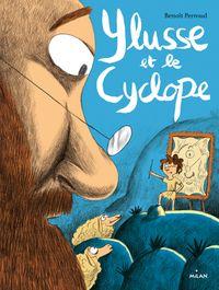 Couverture «Ylusse et le Cyclope»