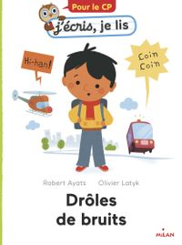 Cover of « Drôles de bruits ! »