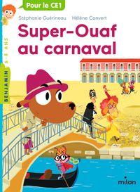 Couverture «Super-Ouaf au carnaval»