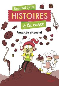 Cover of « Amanda Chocolat »