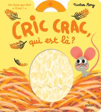 Cover of « Cric crac, qui est là ? »