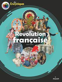 Couverture «La Révolution française»