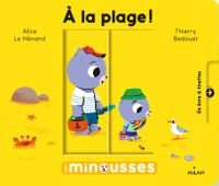 Cover of « Les Minousses – À la plage ! »
