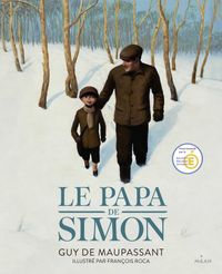 Cover of « Le papa de Simon »