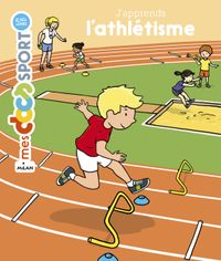 Cover of « J'apprends l'athlétisme »