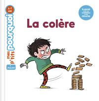 Cover of « La colère »