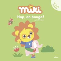 Couverture « Miki – Hop, on bouge ! »
