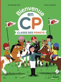Couverture «Classe des Poneys»